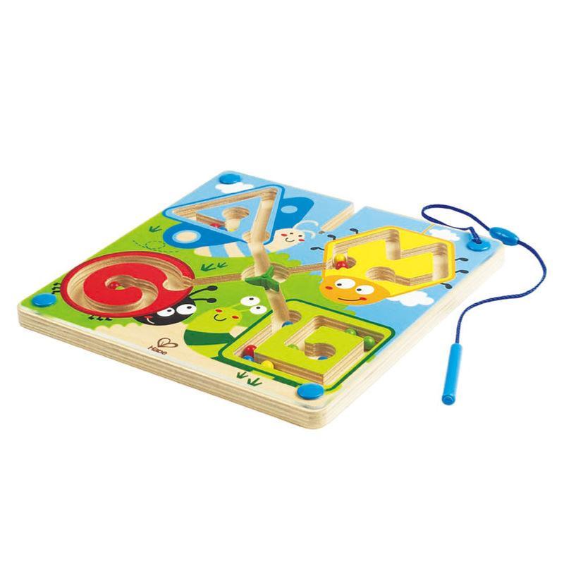 jeux jouets labyrinthe magn tique les insectes marque hape. Black Bedroom Furniture Sets. Home Design Ideas